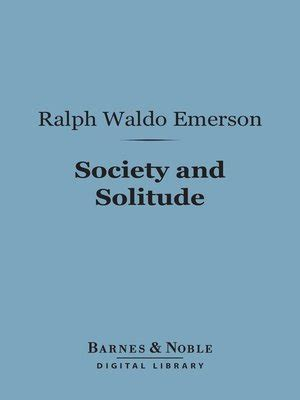 Essays of ralph waldo emerson first series